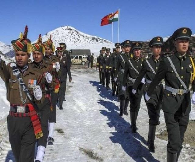 भारत-चीन सीमा स्थिति 'अभूतपूर्व';  यहाँ पिछले 24 घंटों में क्या हुआ है