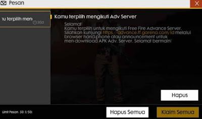 download ff advance server