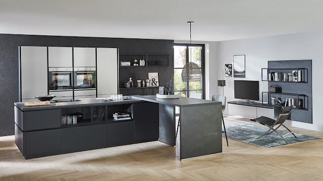 cocinas modernas abiertas