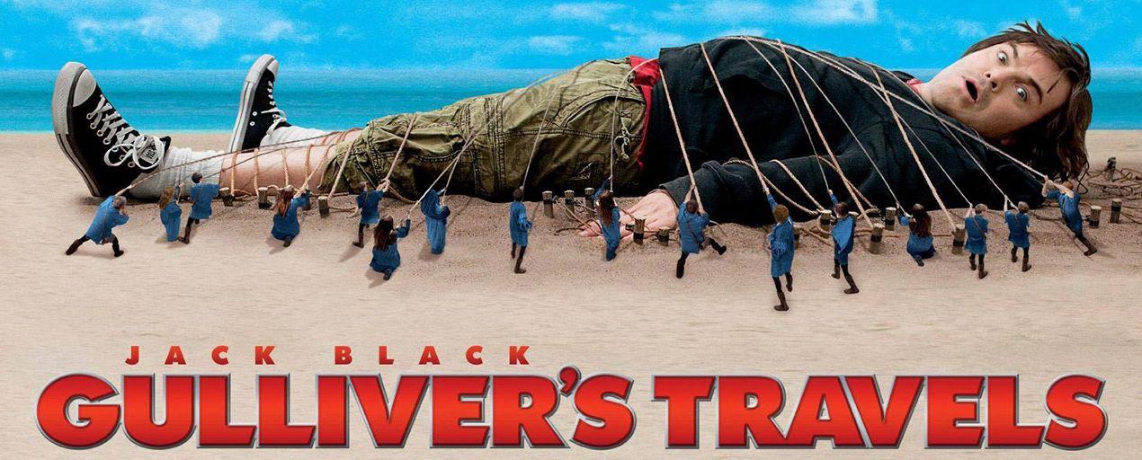 Gulliver Du Ký - Gulliver's Travels (2010)