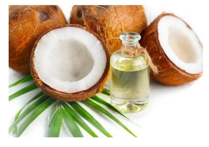 Coconut Oil and Tea Tree Oil
