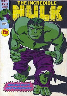 Hulk Pocket Book #4