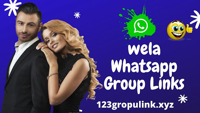 Join 200+ wela whatsapp group link