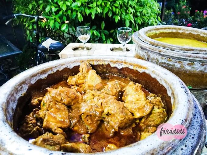 Istimewa Sungguh Muhibbah Buffet Dinner di Thistle Hotel Johor Bahru!