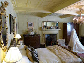 Yellow Bedroom, Athelhampton House, Dorset