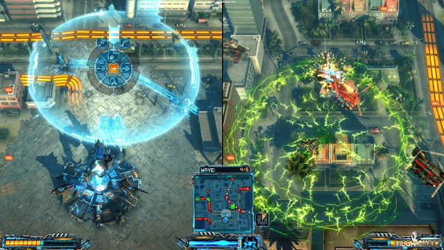 X-Morph Defense pc imagenes