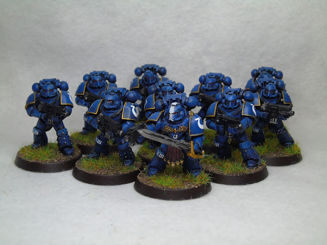 30k horus heresy ultramarines tactical