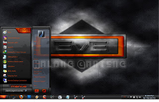 Thema Keren EYE FOR WINDOWS 7