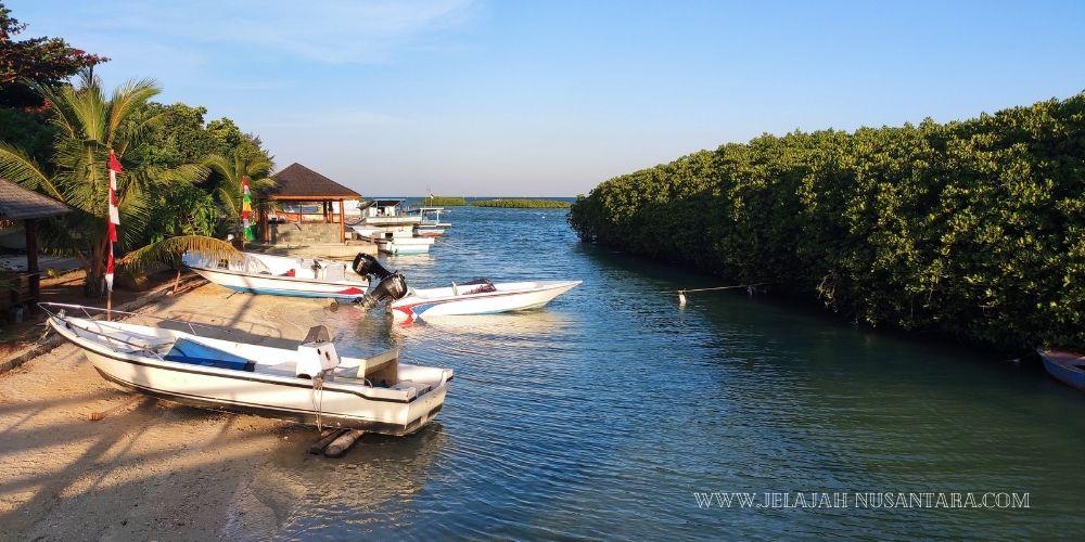 jelajah pulau royal island resort pulau kelapa 3 hari 2 malam