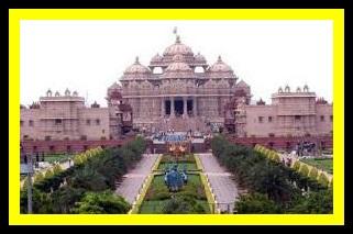 Swami Narayan Akshardham Temple
