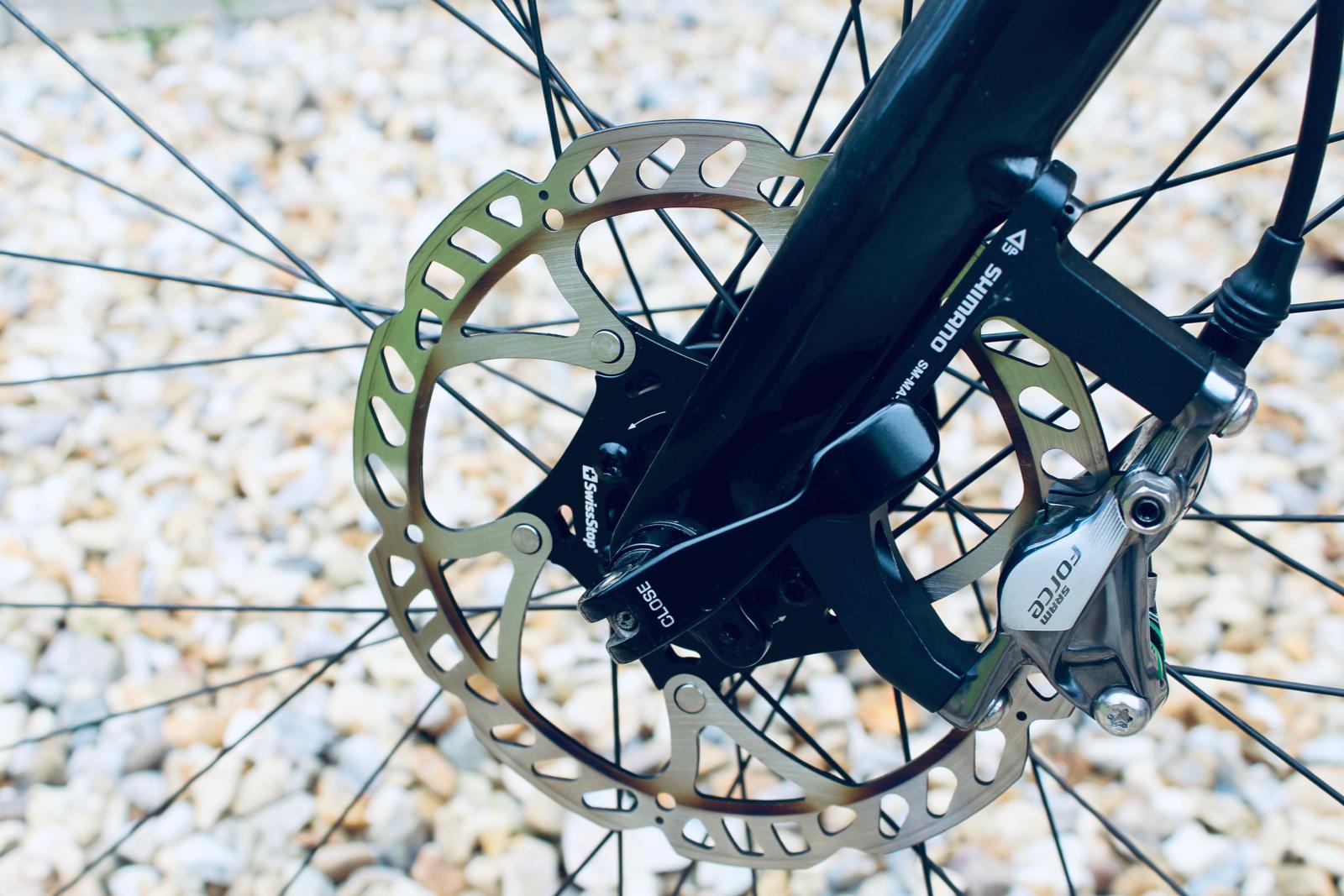Cycling Disc Brakes