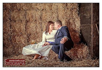 ślubna sesja plenerowa mazowsze
