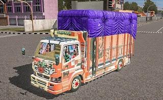 Truck anti Gosip Terbaru