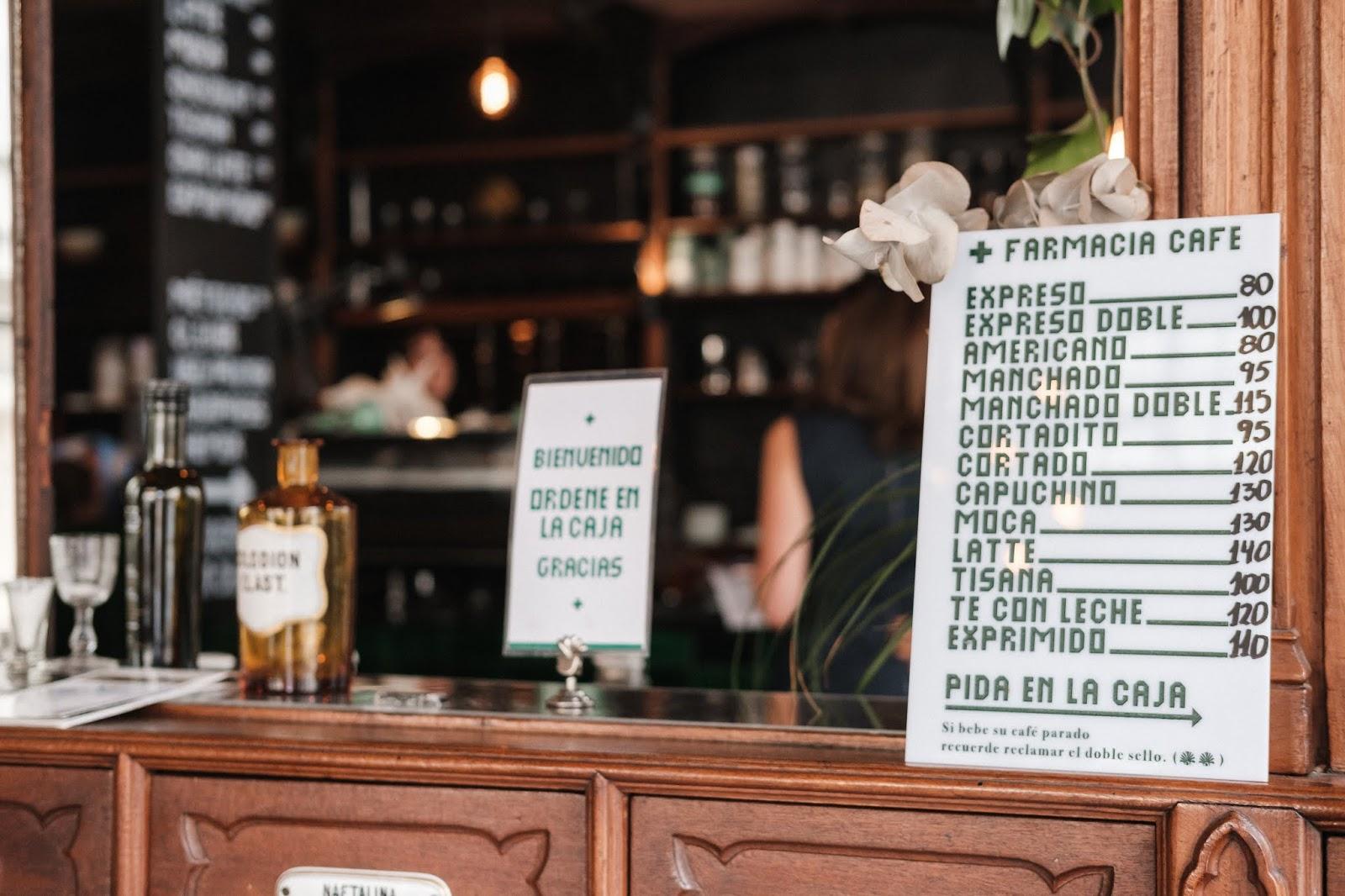 Dicas cafes Montevideu