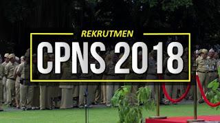 LOKASI TKD/SKD CAT CPNS 2018