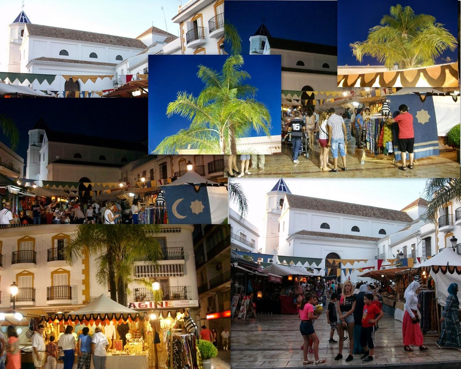 Mercado Medieval de Alhaurín el Grande