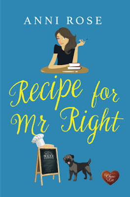 Recipe for Mr Right by Anni Rose book cover