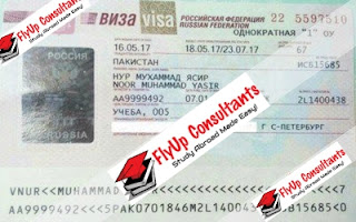 Student Visa For Russia