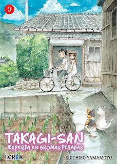 TAKAGI-SAN: EXPERTA EN BROMAS PESADAS #3