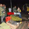 Dandim 1423/Soppeng, Menerima Bantuan 3 Buah LCR, Lifeves/Rumpi Penyelamat dan Tenda Peleton Di lokasi Banjir