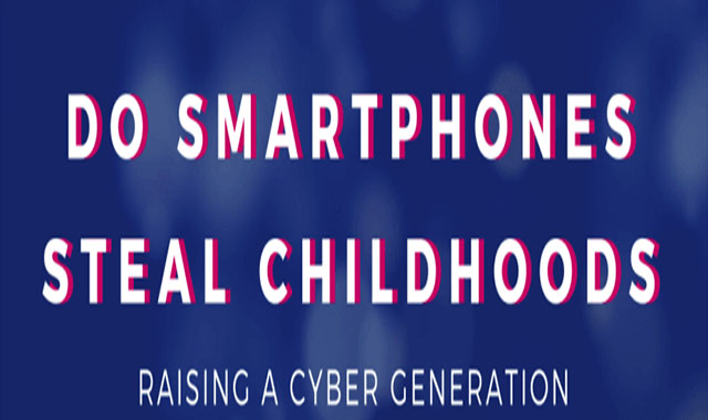 Do Smartphones Steal Childhoods Raising A Cyber Generation