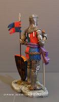 statuine personalizzate soldato presepe centurione statuetta guerriero fantasy orme magiche