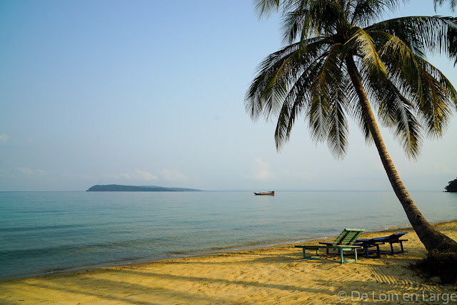 Lonely Beach - Koh Rong - Cambodge