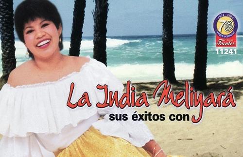 El Peluquin   La India Meliyara & La Sonora Dinamita Lyrics