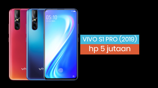 Harga Vivo S1 Pro di Indonesia