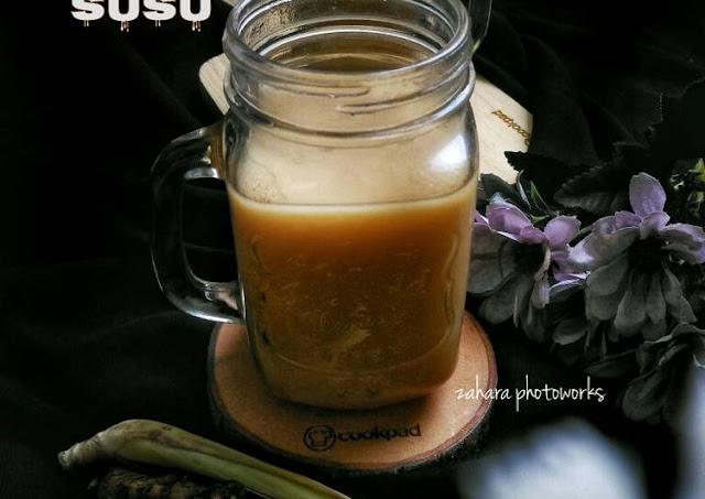 Bandrek Susu oleh Zha Annisa Zahara via cookpad