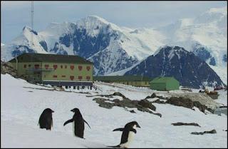 penelitian evolusi bumi di antartika