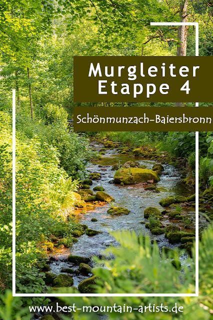 Premiumwanderweg Murgleiter | Etappe 4 von Schönmünzach nach Baiersbronn | Wandern nördlicher Schwarzwald 24