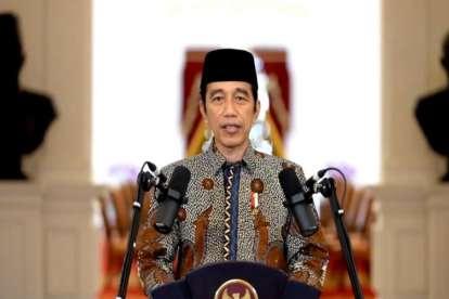 Sah, Presiden Jokowi Reshuffle 6 Menteri di Kabinet Indonesia Maju