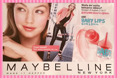 Preview: Baby Lips Balm&Blush di Maybelline New York!