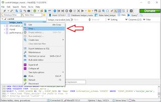 Cara Menggunakan MariaDB
