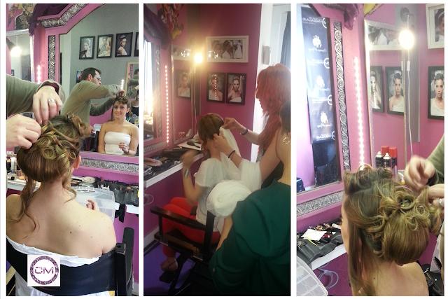 maquilladores profesionales (La Caja de Maquillaje)