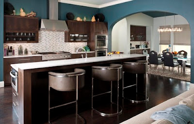 Yorktowne-Cabinets-Contemporary-Kitchen