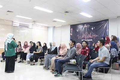 Lokakarya Bahasa Isyarat: Kenal dan Pahami Tuna Rungu