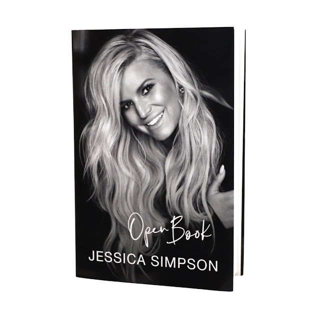 Book Review: Open Book by Jessica Simpson