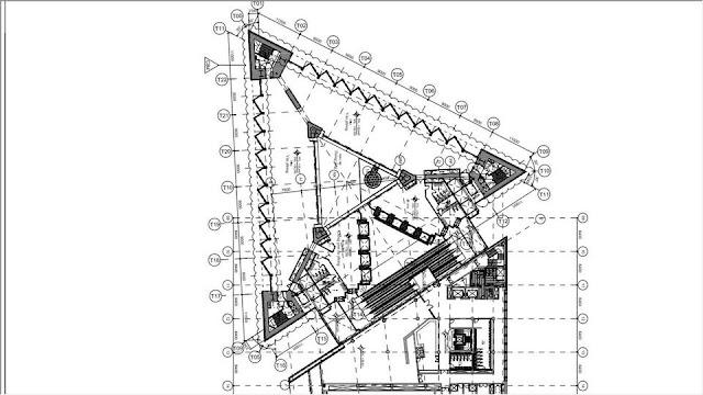 Mặt bằng điển hình tháp Vietinbank tower