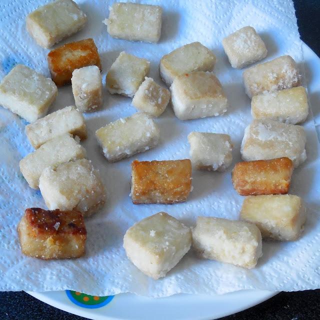 Curry vegan au tofu, au lait de coco et à la citronnelle