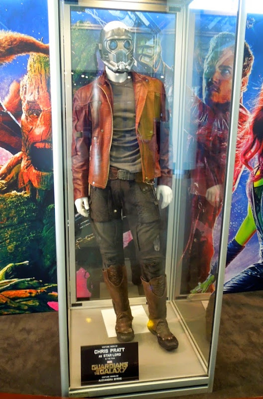 Star-Lord Guardians of the Galaxy movie costume