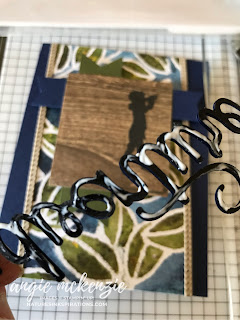 Stampin' Dreams Blog Hop - All About the Boys - June 2019 | Glueing Tip | Nature's INKspirations by Angie McKenzie