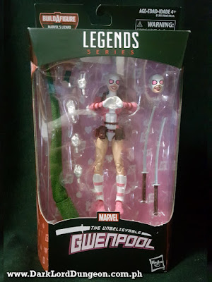 Marvel Legends Gwenpool