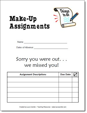 How to make a assignment