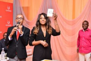 Gionee Unveil Seyi Shay As Brand Ambassador| PHOTOS