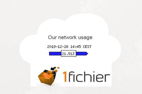 1Fichier Premium Account
