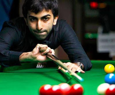 स्टार भारतीय बिलियर्ड्स व स्नूकर खिलाड़ी पंकज अडवाणी सातवीं बार राष्ट्रीय चैंपियन बने