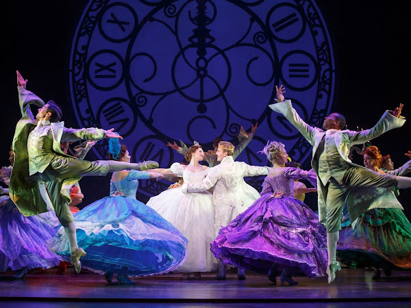 Coming to Detroit: Rodgers + Hammerstein's Cinderella GIVEAWAY CLOSED