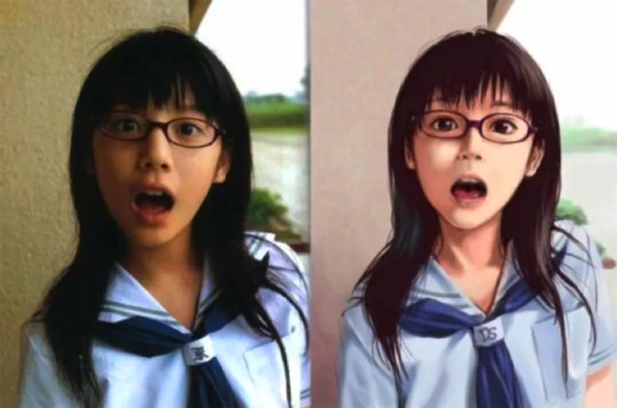 Cara Termudah Mengubah Foto Menjadi Kartun Anime dan Manga di Android